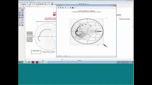 Smith Chart Simulation Software Designing A Broadband Amplifier With A 3d Smith Chart