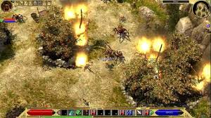 Versions for playstation 4, xbox one and nintendo switch were released in 2018. Titan Quest Anniversary Edition 2020 Gameplay 1 Gameplay Titans Anniversary