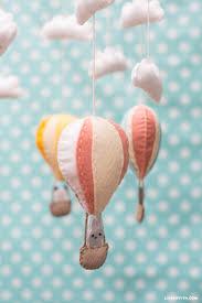 hot air balloon mobile fox hot air balloon mobile baby bunny hot air balloon mobile panda hot air balloon mobile bunny hotairballoonmobiletutorial
