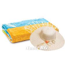 Поръчайте плажна кърпа с уникален дизайн сега! Havlieni Izdeliya Plazhni Krpi Shels