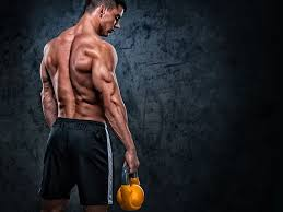bulk up fast with kettlebells