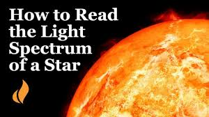 Spectral Analysis Of Light From Stars How Do You Read The Light Spectrum Of A Star