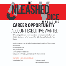 Careers The Unleashed Voice