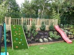 how to build an outdoor rock climbing wall trendy ideas backyard rock climbing wall plans mostly going up the hill will also be a like one below i m not