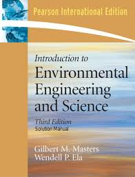 Solution for Introduction to Environment Engineering and Science 3rd …