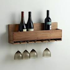 wine racks outdoor wine rack wine stem rack crate and barrel regarding glass holder decor