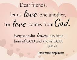 Scripture Quotes About Love
