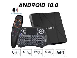 Android 10 TV BOX Allwinner H616 Youtube Voice Assistant 2.4GWIFI 1080P  Android TV Set top box Media player - Newegg.com
