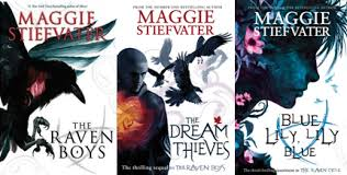 Image result for maggie stiefvater books