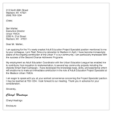 cover letter cover letter for special education teacher position educational cover letters