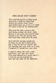 poetry tuesday ldquo the road not taken rdquo by mr frost the writer s the road not taken robert frost
