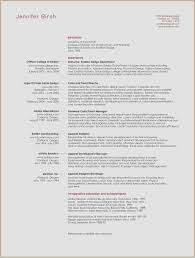 Two Page Resume Format Example 34 Detail 2 Page Resume Sample Sierra
