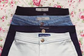 Topshop Joni Jeans Size Chart Easy Jeans Vs Joni Jeans And Tube Pants Leanne Lim Walker