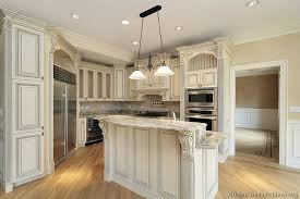 62 traditional antique white kitchen
