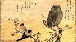 Japanese Bird Art Wallpapers - Top Free ...