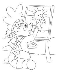 Sun And Moon Coloring Pages Moon And Star Coloring Pages Sun Or