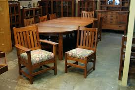 dining chairs mission dining room chairs oak antique mission