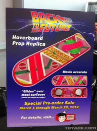 Hoverboard Plans Mattel Will Finally Release The Hoverboard From Back To The