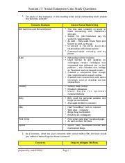pages Session      PepsiAmericas Case Homework