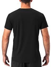 Naviskin Mens Quick Dry Workout Running Athletic Short Sleeve T Shirt Outdoor Shirt