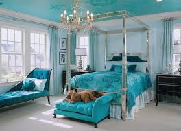 Elegant Interior With Everlasting Chaise Lounge Chair : Turquoise Bedroom  Sports A Daft Chaise Lounge Next
