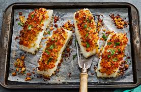 baked cod fish recipes food network