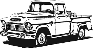 Old pickup truck clipart - AbeonCliparts | Cliparts & Vectors