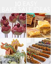 baking sale 10 easy bake sale ideas for kids the kitchen gift company