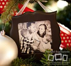 YOuR LiTtLe BiRdiE Kidsu0027 Christmas Craft IdeasChristmas Picture Frame Craft Ideas