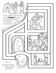 Small Picture How a Kid Might See it The Churchs New Coloring Book My Best LDS
