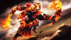 pictures dota 2 ember spirit warriors fantasy games flame