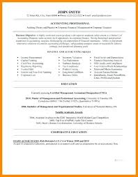 Cpa Resume Example Entry Level Accounting Resumeentry Level ...
