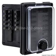 ols pszacceps053h 10 way ip56 waterproof ato atc blade fuse box 10 way blade fuse box holder ols pszacceps053h 10 way ip56 waterproof ato atc blade fuse box