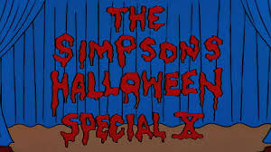 The Simpsons Credits Treehouse Of Horror XVI 2005  YouTubeWatch Treehouse Of Horror Xi