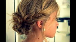 Hair Style Low Bun low bun with braids hairstyle gives elegant steps to make at home 4819 by stevesalt.us