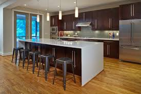 photo source epic development photo source epic development this simple waterfall edge countertop