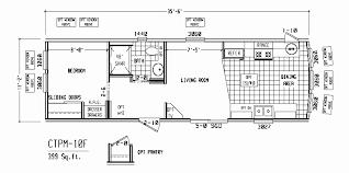 Fleetwood Single Wide Floor Plans Unique Download 1 Bedroom Mobile Homes  Floor Plans