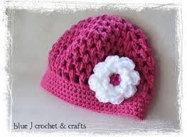 Crochet Newborn Hat Pattern Inspiration Crochet Pattern Seabreeze Puff Stitch Hat Newborn To