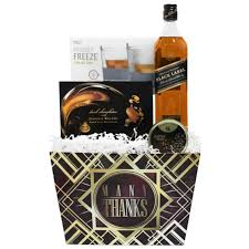 johnnie walker many thanks gift set