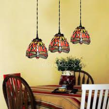 tiffany dragonfly ceiling light funky 3 pattern style mini pendant lights tiffany dragonfly ceiling light