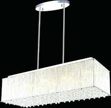 rectangular drum chandelier inspirational paper enchanting lighting pendant