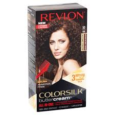 revlon colorsilk ercream 51 50a um ash brown permanent hair color 1 application walmart