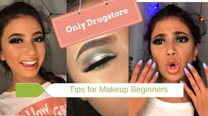 how to start makeup advice for beginners
