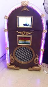 picture of diy disco karaoke jukebox