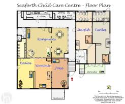 Appealing Daycare Floor Plan Design 13 Plans New Ideas How To
