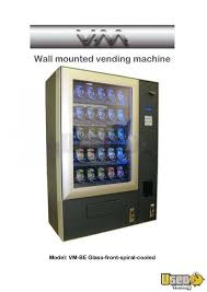 Vending Machines With Credit Card For Sale Beauteous New Listing WwwusedvendingiWallMountedVending