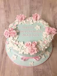 Floral Retirement Cake Cake By Daisycupcake Cakesdecor