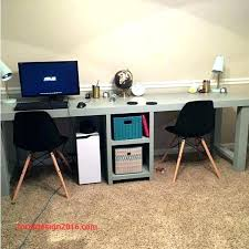 exotic corner desks for home two person desk home office 2 sided desks double desk home