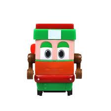 Игрушечный <b>паровозик</b> Роботы-поезда - <b>Вито</b> от <b>Silverlit</b>, 80162 ...
