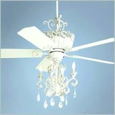 white crystal chandelier ceiling fan white chandelier fan ceiling fans a the best option chic rubbed